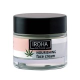 Vegan Κρέμα Προσώπου Νυκτός Με Έλαιο Κάνναβης Iroha Nature Herb Collection - Cannabis Sleeping Face Mask Iroha Nature Herb Collection